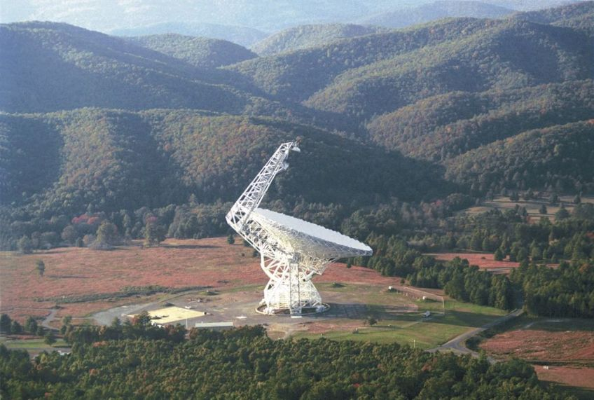 The National Radio Astronomy Observatory, things to do in west virginia