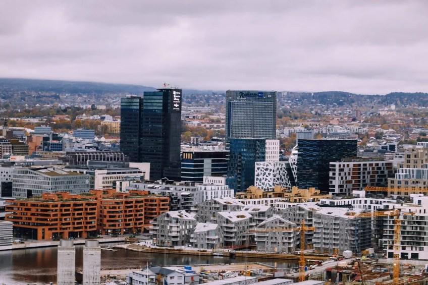 hire a car in oslo, Oslo Norway