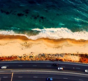 winter in Laguna Beach
