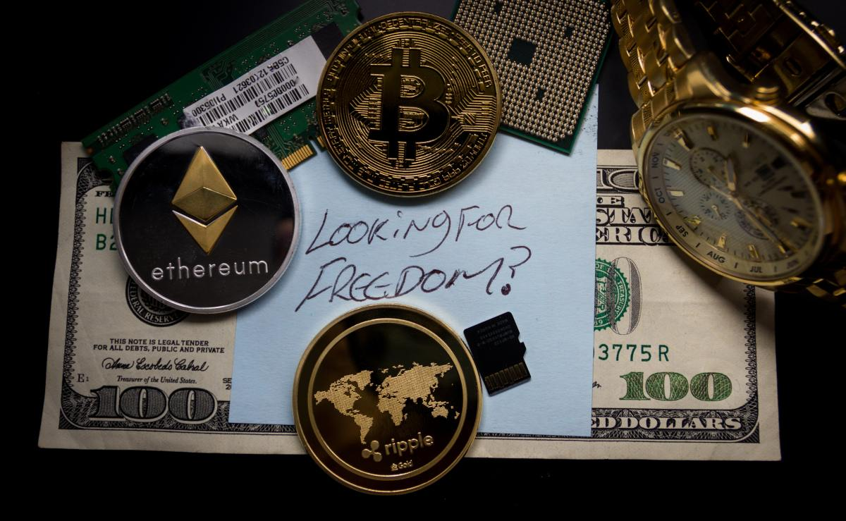 cryptocurrency bitcoin value