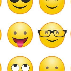 Quite a few emoji