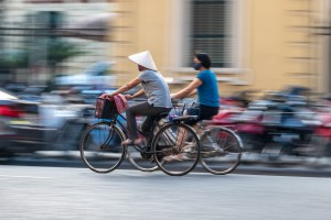 """Ep# 68""""Landing on the Earth"""": Ashley Carruthers on Organic Farming and Cycling in Vietnam"""