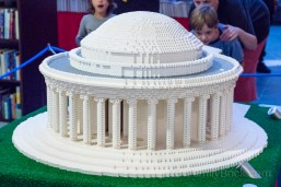 Jefferson Memorial - LEGO Americana Roadshow