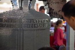 The Liberty Bell - LEGO Americana Roadshow
