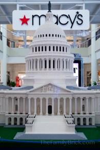 U.S. Capitol Building - LEGO Americana Roadshow Tour