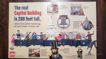 LEGO Americana Roadshow Poster