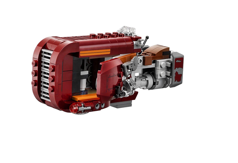 Lego Star Wars Reys Speeder 75099 10 The Family Brick