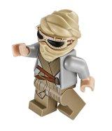 LEGO Star Wars Rey's Speeder 75099