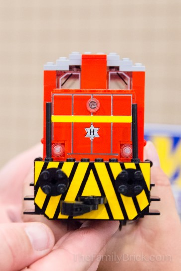 Train Sets and Vinyl Stickers by