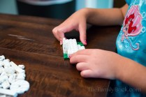 LEGO White House Building Instructions