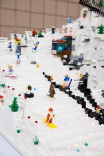 Our LEGO Winter Village MOC-0432