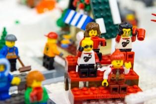 Our LEGO Winter Village MOC-0437