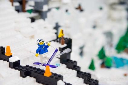 Our LEGO Winter Village MOC-0439