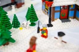 Our LEGO Winter Village MOC-0450