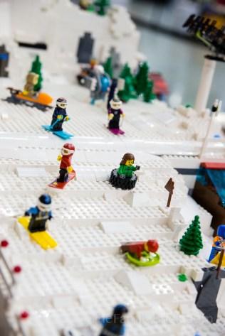 Our LEGO Winter Village MOC-0460