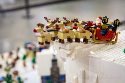 Our LEGO Winter Village MOC-0463