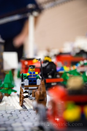 Our LEGO Winter Village MOC-0474