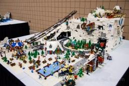 Our LEGO Winter Village MOC-0476