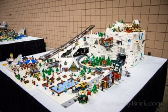 Our LEGO Winter Village MOC-0478
