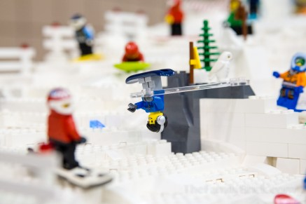 Our LEGO Winter Village MOC-0488