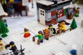 Our LEGO Winter Village MOC-0490