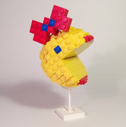 LEGO Ideas Ms. Pac-Man
