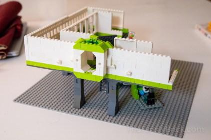 LEGO Moonbase-1036