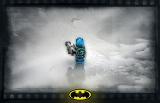 Mr. Freeze from Mini Battle for the Batcave