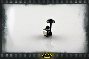 The Penguin from Mini Battle for the Batcave