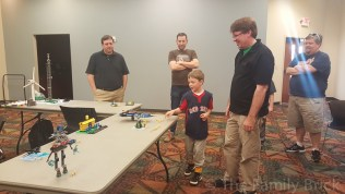 March 2016 DixieLUG Meeting LEGO Builds-152747