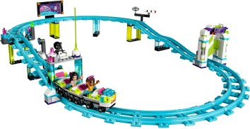LEGO Friends Amusement Park Roller Coaster - 14