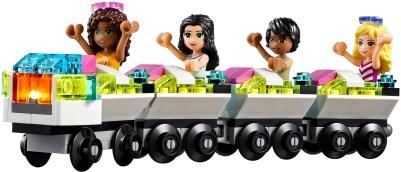 LEGO Friends Amusement Park Roller Coaster - 16