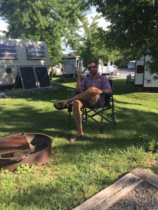 Cherry Hill RV Park Camping