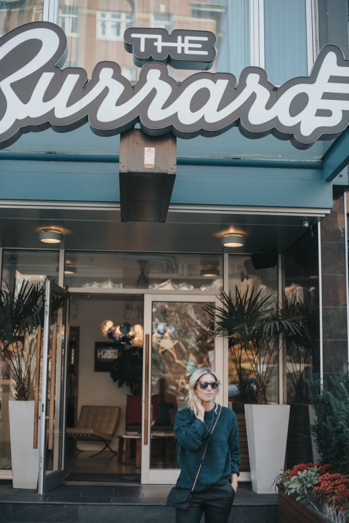 A Staycation Getaway with The Burrard Hotel