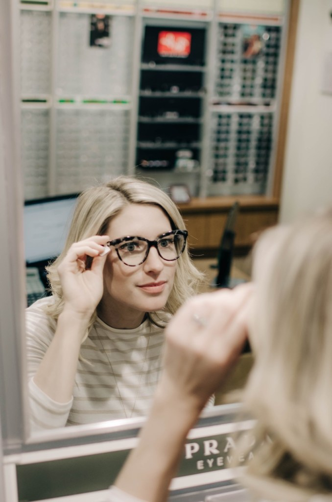 Back to School Eye Exam with Pearle Vision