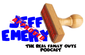 Real Family Guys Podcast approves of Jeff Emery as new cohost!