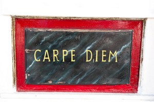 Carpe Diem by Darcy Moore at Flickr