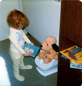 Potty Training by djwudi at Flickr