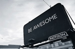 Be Awesome by .mused™ at Flickr