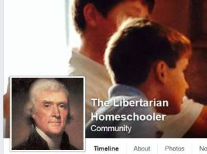 The Libertarian Homeschooler