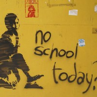 No School Today by Adam Howarth at Flickr