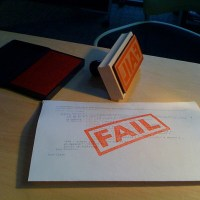 Fail by Hans Gerwitz at Flickr