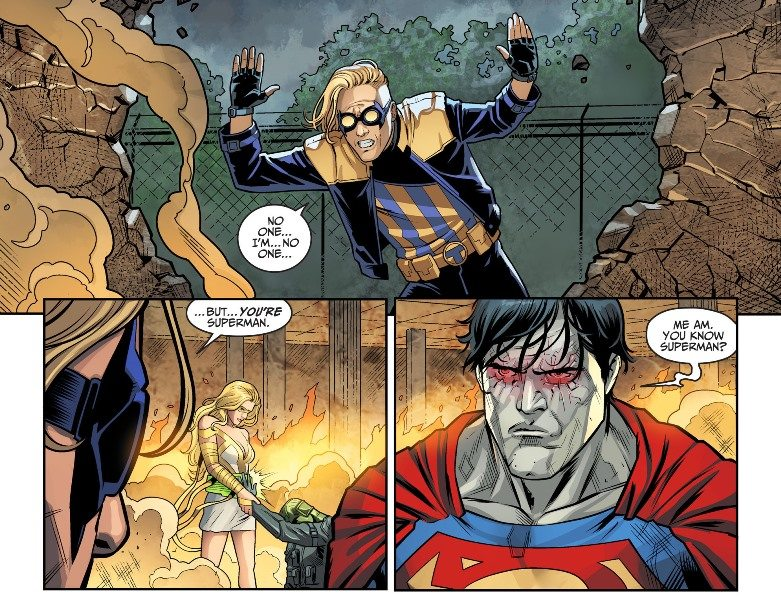 Injustice- Gods Among Us - Year Five (2015-) 010-014