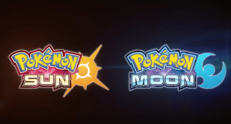 pokemon sun pokemon moon