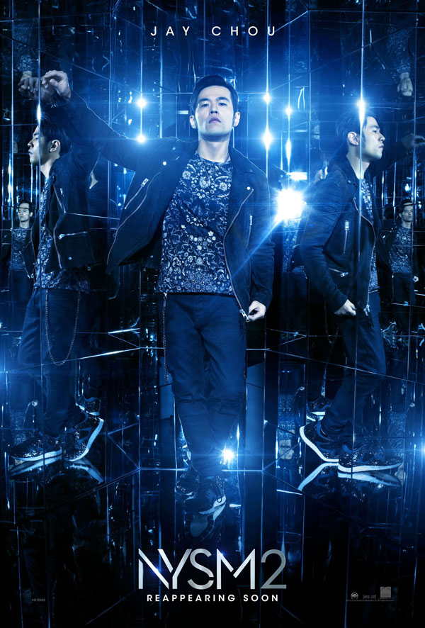 now you see me 2 jay chou