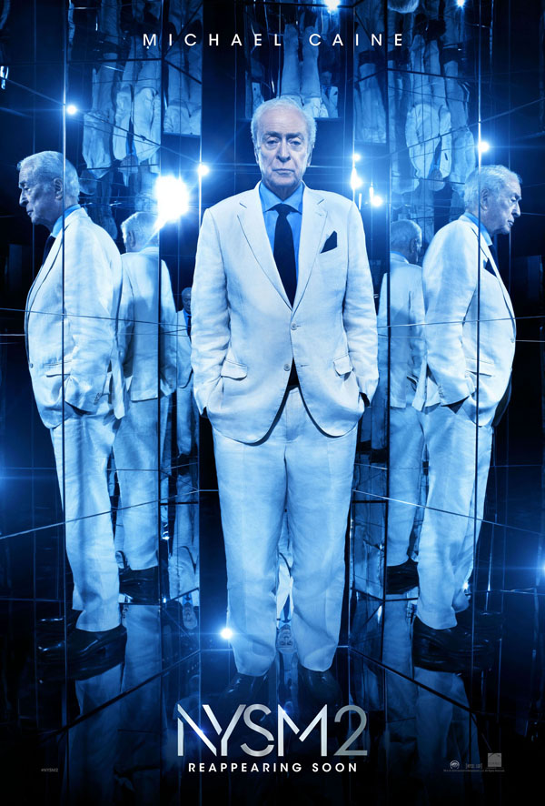 now you see me 2 michael caine