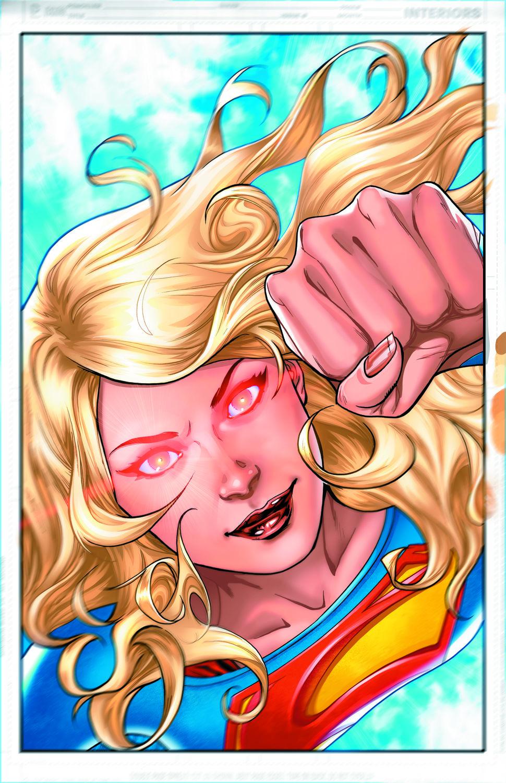 Supergirl Rebirth # 1