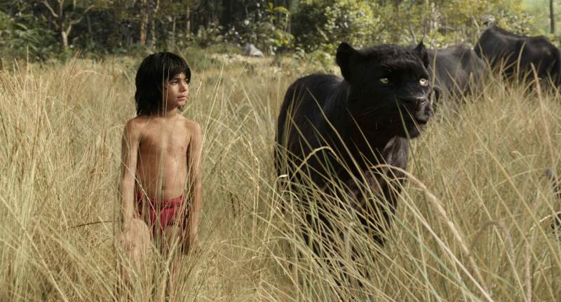 The Jungle Book Ben Kingsley Bageerah (3)