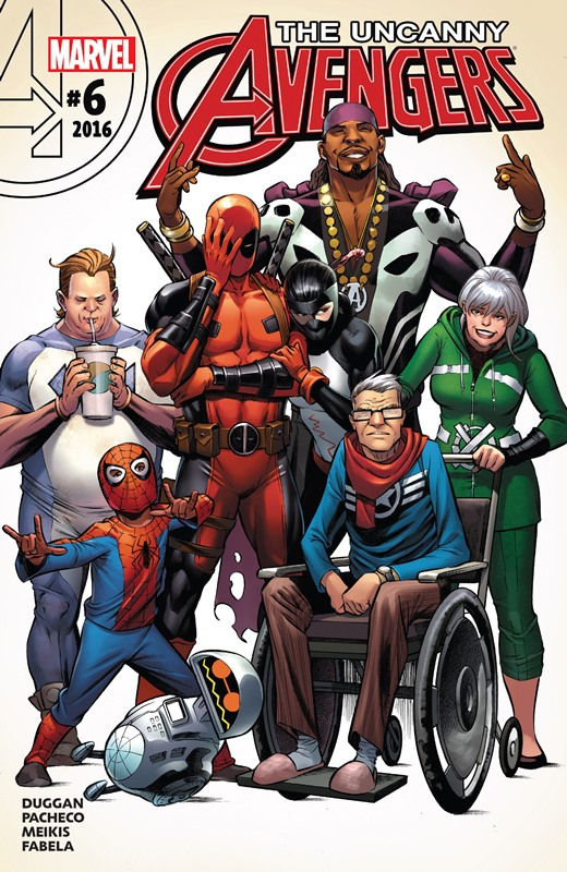 Uncanny Avengers (2015-) 006-000