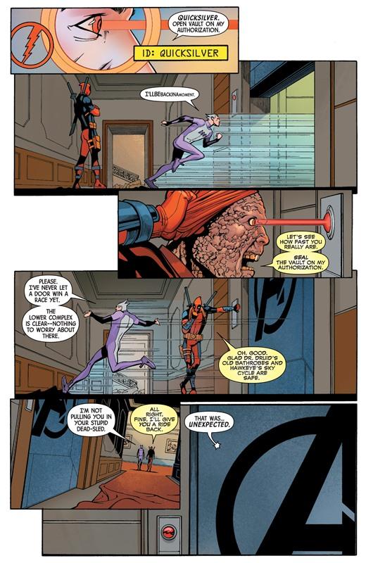 Uncanny Avengers (2015-) 006-019
